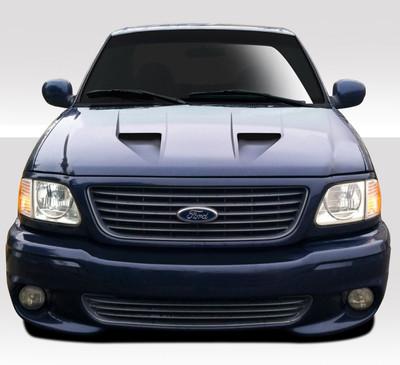 Ford F150 CV-X Version 3 Duraflex Body Kit- Hood 1997-2003