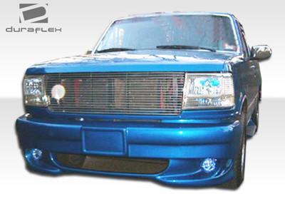 Ford F150 Lightning SE Duraflex Front Body Kit Bumper 1992-1996
