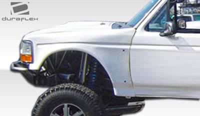 Ford F150 Off Road Bulge Duraflex Body Kit- Fenders 1992-1996