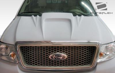 Ford F150 Platinum Duraflex Body Kit- Hood 2004-2008
