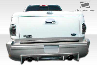 Ford F150 Platinum Duraflex Rear Body Kit Bumper 1997-2003