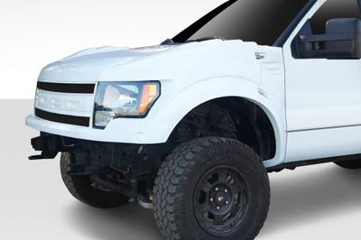 Ford F150 Raptor Conversion Duraflex Body Kit- Front End Conversion 2004-2014
