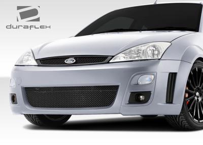 Ford Focus F-Sport Duraflex Front Body Kit Bumper 2000-2004
