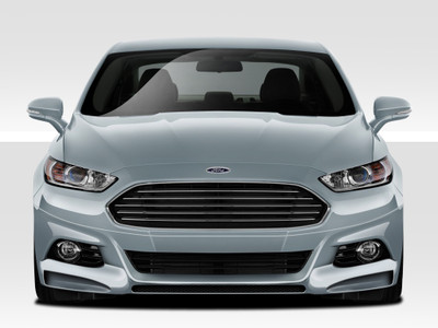 Ford Fusion Racer Duraflex Front Bumper Lip Body Kit 2013-2015