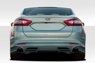 Ford Fusion Racer Duraflex Rear Body Kit Bumper 2013-2015