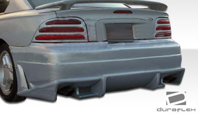 Ford Mustang Bomber Duraflex Rear Body Kit Bumper 1994-1998