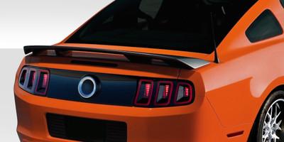 Ford Mustang Boss Look Duraflex Body Kit-Wing/Spoiler 2010-2014