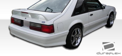 Ford Mustang Cobra R Duraflex Rear Body Kit Bumper 1979-1993