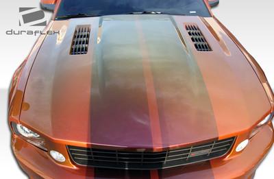 Ford Mustang Colt Duraflex Body Kit- Hood 2005-2009