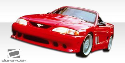 Ford Mustang Colt Duraflex Front Body Kit Bumper 1994-1998