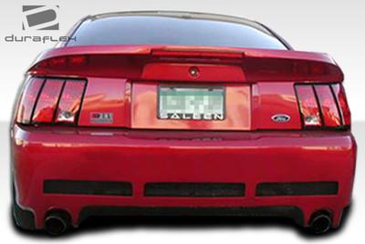 Ford Mustang Colt Duraflex Rear Body Kit Bumper 1999-2004