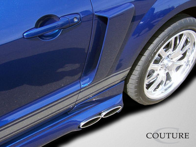 Ford Mustang CVX Side Couture Scoop 2005-2009