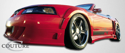Ford Mustang Demon Couture Fender Flares 1999-2004