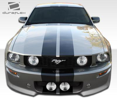 Ford Mustang Eleanor Duraflex Front Body Kit Bumper 2005-2009