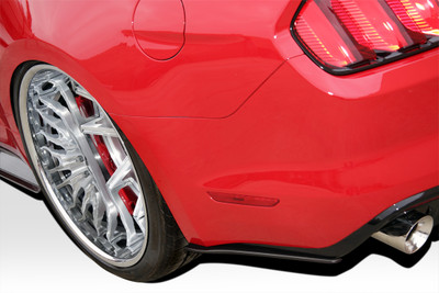 Ford Mustang GT Concept Duraflex Add On Rear Body Kit Bumper 2015-1916