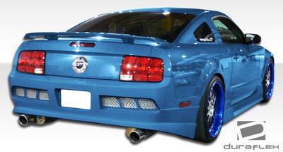 Ford Mustang GT Concept Duraflex Rear Body Kit Bumper 2005-2009
