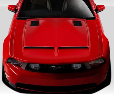 Ford Mustang GT500 Duraflex Body Kit- Hood 2010-2012