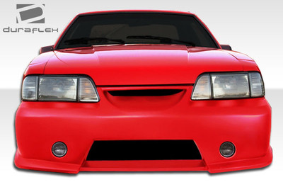Ford Mustang GT500 Duraflex Front Body Kit Bumper 1987-1993