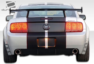 Ford Mustang GT500 Duraflex Rear Wide Body Kit Bumper 2005-2009