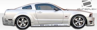 Ford Mustang GT500 Duraflex Wide Door Cap 2005-2009