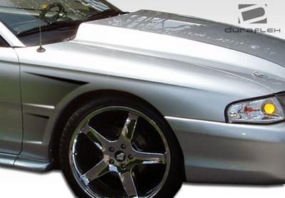 Ford Mustang GTC Duraflex Body Kit- Fenders 1994-1998