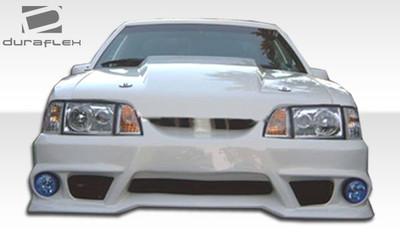 Ford Mustang GTX Duraflex Front Body Kit Bumper 1987-1993