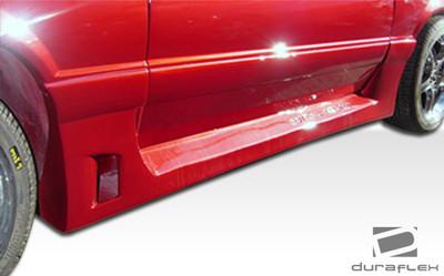Ford Mustang GTX Duraflex Side Skirts Body Kit 1979-1993