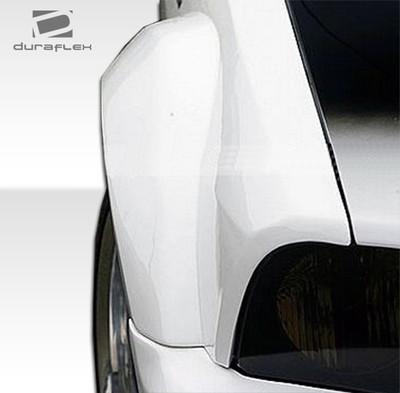 Ford Mustang Hot Wheels Duraflex Body Kit- Wide Fenders 2005-2009