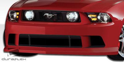 Ford Mustang Hot Wheels Duraflex Front Body Kit Bumper 2010-2012