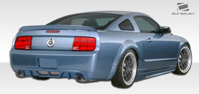Ford Mustang Hot Wheels Duraflex Rear Body Kit Bumper 2005-2009
