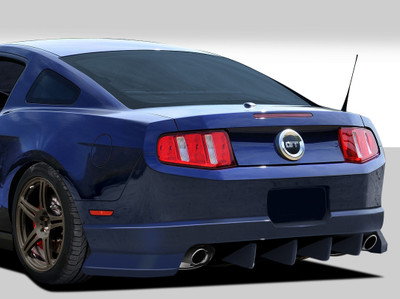 Ford Mustang Hot Wheels Duraflex Rear Body Kit Bumper 2010-2012