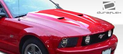 Ford Mustang Mach 1 Duraflex Body Kit- Hood 2005-2009