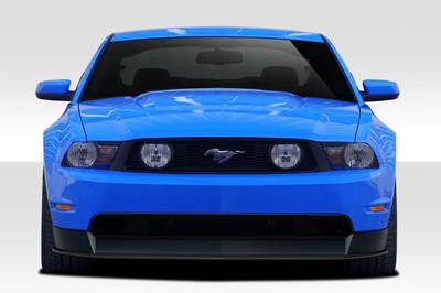 Ford Mustang R500 Duraflex Front Bumper Lip Body Kit 2010-2012