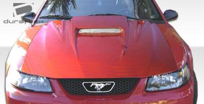Ford Mustang Spyder 3 Duraflex Body Kit- Hood 1999-2004