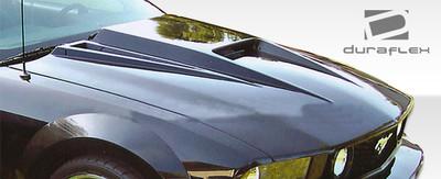 Ford Mustang Spyder 3 Duraflex Body Kit- Hood 2005-2009
