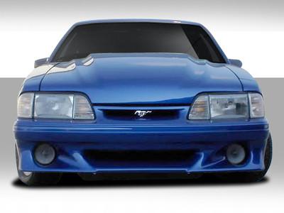 Ford Mustang Stalker Duraflex Front Body Kit Bumper 1987-1993