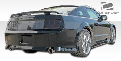 Ford Mustang Stallion Duraflex Rear Body Kit Bumper 2005-2009