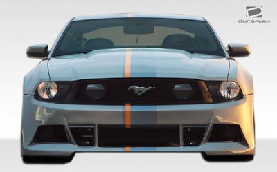Ford Mustang Tjin Duraflex Front Body Kit Bumper 2010-2012
