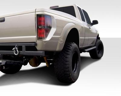 Ford Ranger Bulge Duraflex Body Kit- Fenders 1993-2011