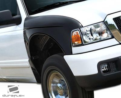 Ford Ranger Off Road Bulge Duraflex Body Kit- Fenders 1998-2008