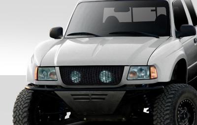 Ford Ranger Trophy Trunk Duraflex Body Kit- Fenders 1998-2011