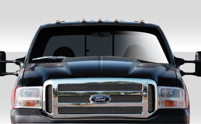 Ford Super Duty Cowl Duraflex Body Kit- Hood 1999-2007