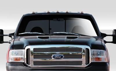Ford Super Duty CV-X Version 2 Duraflex Body Kit- Hood 1999-2007