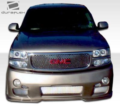 GMC Denali Platinum Duraflex Front Body Kit Bumper 2001-2006