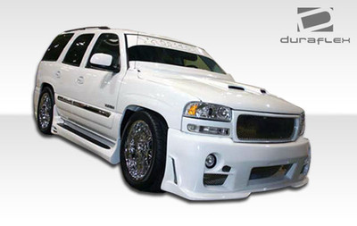 GMC Yukon Platinum Duraflex Full 6 Pcs Body Kit 2000-2006