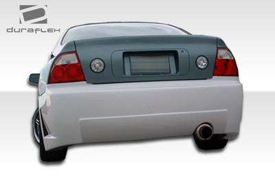 Honda Accord 2DR B-2 Duraflex Rear Body Kit Bumper 1996-1997