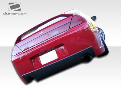 Honda Accord 2DR B-2 Duraflex Rear Body Kit Bumper 1998-2002