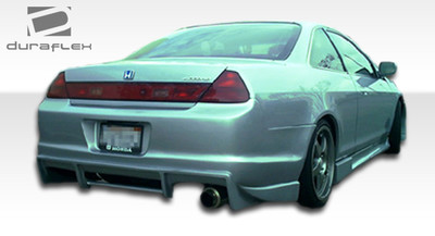 Honda Accord 2DR R33 Duraflex Rear Body Kit Bumper 1998-2002