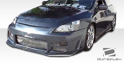 Honda Accord 2DR R34 Duraflex Front Body Kit Bumper 2003-2007