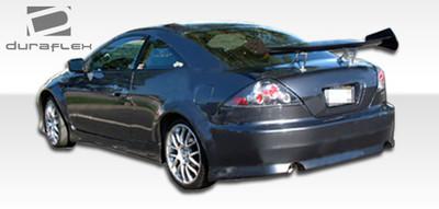Honda Accord 2DR V-Speed Duraflex Rear Body Kit Bumper 2003-2007
